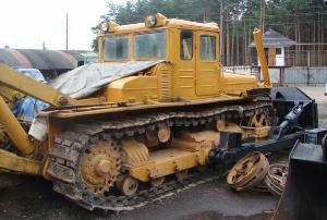 Бульдозер ДЗ 126А